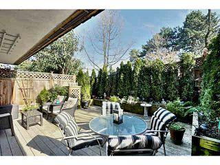 "Photo 1: 112 550 E 6TH Avenue in Vancouver: Mount Pleasant VE Condo for sale in ""Landmark Gardens"" (Vancouver East)  : MLS®# V1109766"