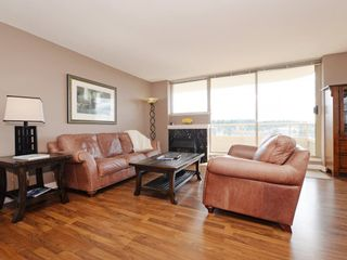 "Photo 2: 1201 738 FARROW Street in Coquitlam: Coquitlam West Condo for sale in ""Victoria"" : MLS®# R2152106"