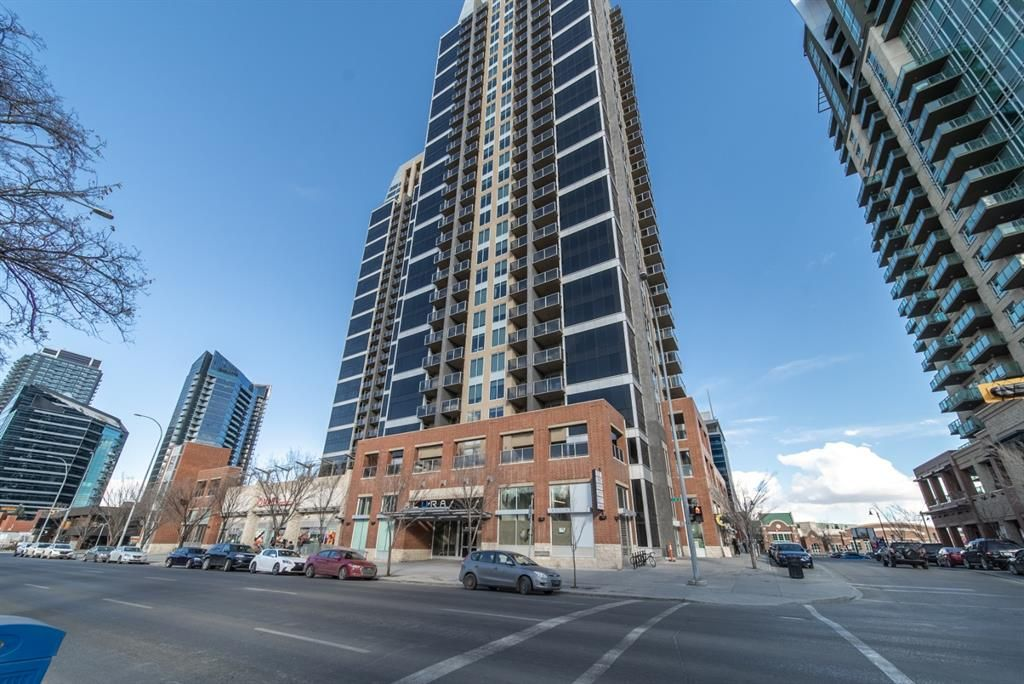 Main Photo: 702 1320 1 Street SE in Calgary: Beltline Apartment for sale : MLS®# A1084628