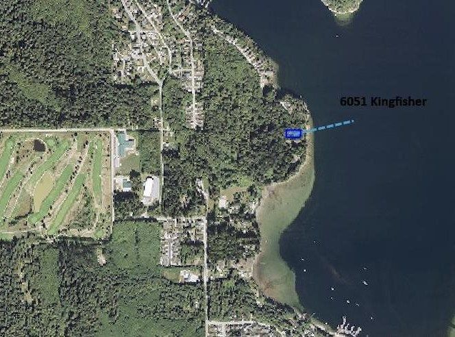Main Photo: 6051 KINGFISHER Avenue in Sechelt: Sechelt District Land for sale (Sunshine Coast)  : MLS®# R2561268