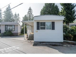 """Photo 2: 20 24330 FRASER Highway in Langley: Otter District Manufactured Home for sale in """"Langley Grove Estates"""" : MLS®# R2497315"""