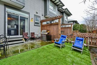 "Photo 19: 127 18777 68A Avenue in Surrey: Clayton Townhouse for sale in ""COMPASS"" (Cloverdale)  : MLS®# R2246372"