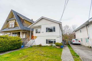 """Main Photo: 1605 E 8TH Avenue in Vancouver: Grandview Woodland House for sale in """"Grandview Woodland"""" (Vancouver East)  : MLS®# R2555243"""