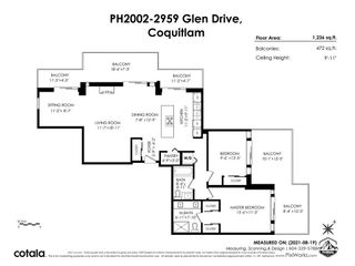 """Photo 39: PH2002 2959 GLEN Drive in Coquitlam: North Coquitlam Condo for sale in """"The Parc"""" : MLS®# R2610997"""