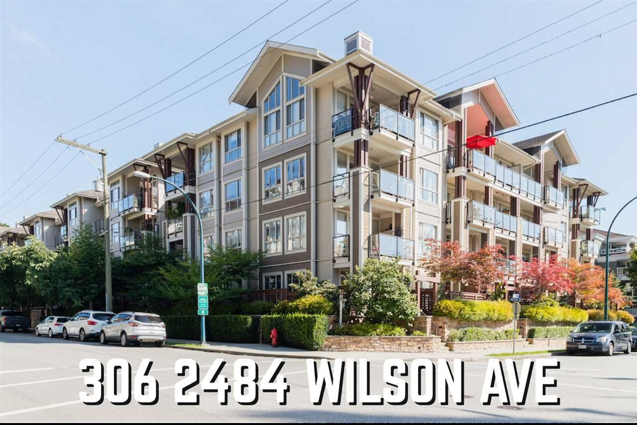 FEATURED LISTING: 306 - 2484 WILSON Avenue Port Coquitlam