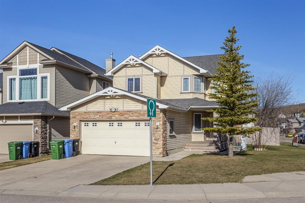 Main Photo: 403 Cresthaven Place SW in Calgary: Crestmont Detached for sale : MLS®# A1101829