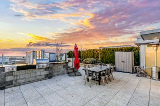 """Photo 29: 1701 7468 LANSDOWNE Road in Richmond: Brighouse Condo for sale in """"CADENCE"""" : MLS®# R2548436"""