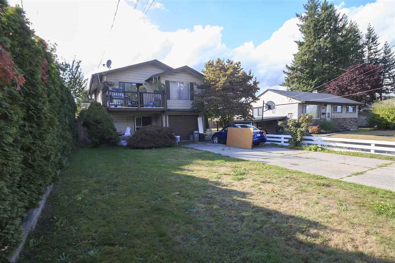 Main Photo: 2931 BABICH Street in Abbotsford: Central Abbotsford House for sale : MLS®# R2207654