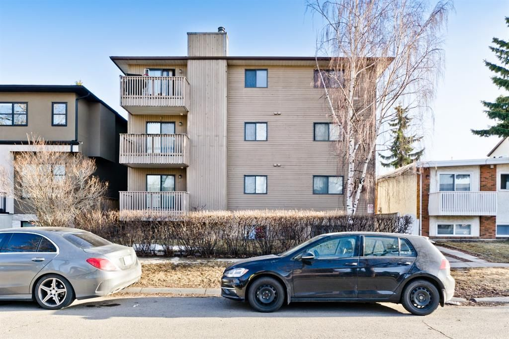 Main Photo: 101 123 22 Avenue NE in Calgary: Tuxedo Park Apartment for sale : MLS®# A1091219