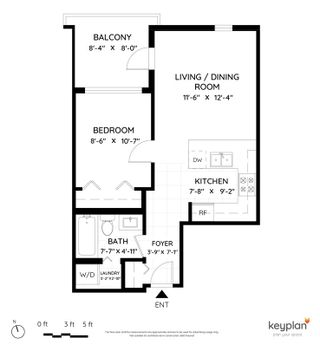 """Photo 20: 215 5788 SIDLEY Street in Burnaby: Metrotown Condo for sale in """"Machperson Walk North"""" (Burnaby South)  : MLS®# R2528004"""