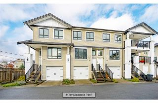 "Photo 2: 170 1130 EWEN Avenue in New Westminster: Queensborough Townhouse for sale in ""Gladstone Park"" : MLS®# R2530035"