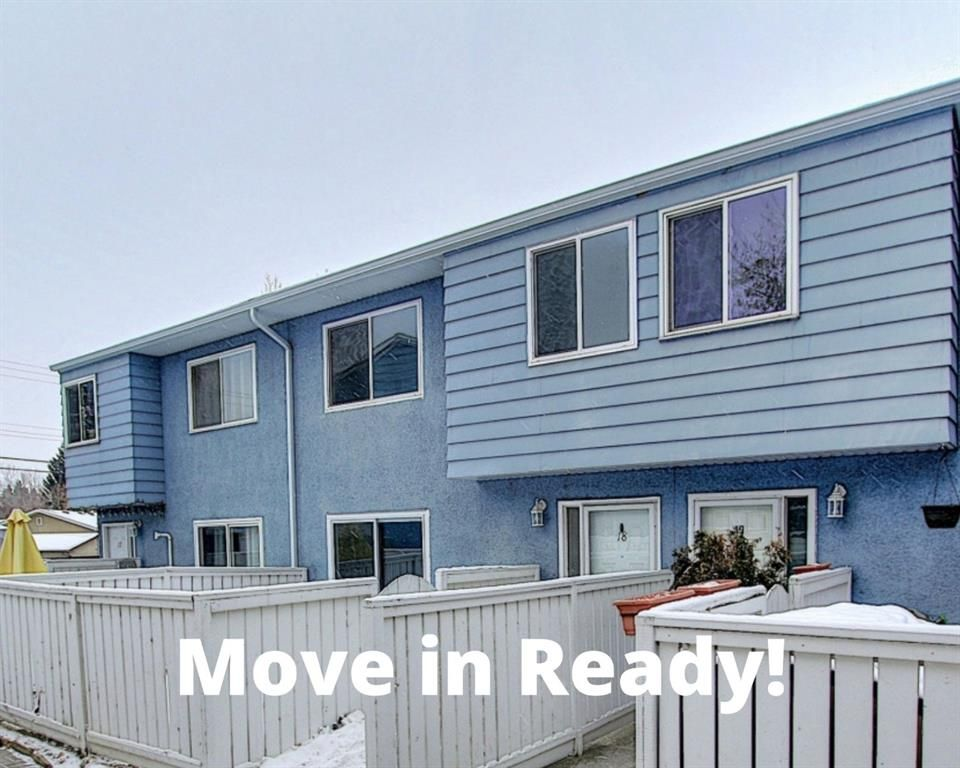 Main Photo: 18 251 90 Avenue SE in Calgary: Acadia Row/Townhouse for sale : MLS®# A1064655