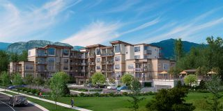 """Photo 1: 202 1150 BAILEY Street in Squamish: Downtown SQ Condo for sale in """"Parkhouse/Downtown Squamish"""" : MLS®# R2115672"""