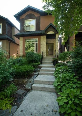 Main Photo: 4121 16A Street SW in Calgary: Altadore Detached for sale : MLS®# A1128255
