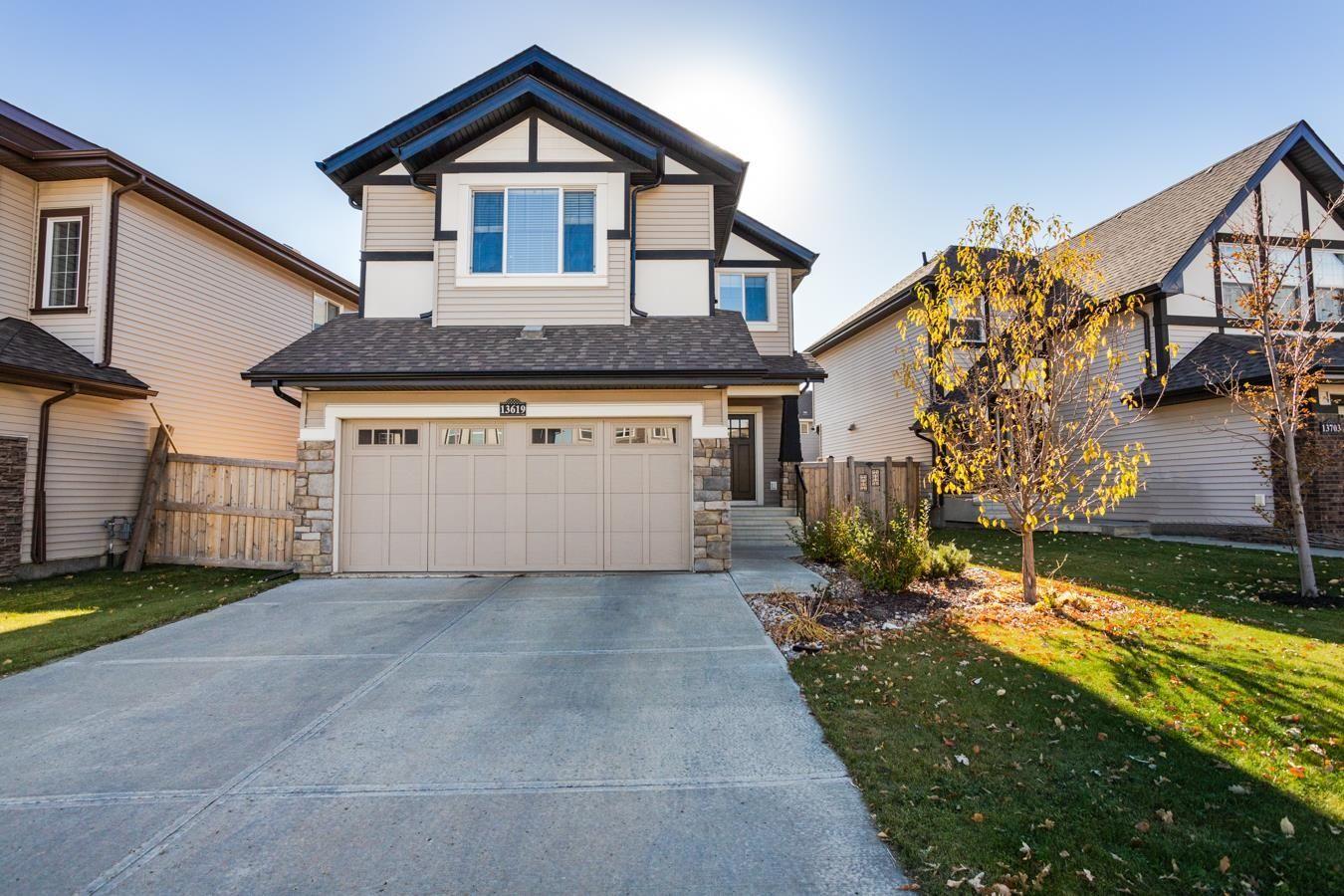 Main Photo: 13619 165 Avenue in Edmonton: Zone 27 House for sale : MLS®# E4266422