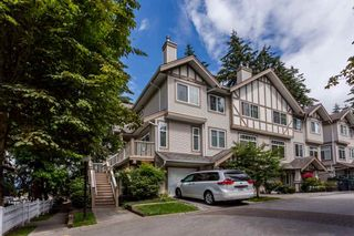 "Photo 1: 32 2678 KING GEORGE Boulevard in Surrey: King George Corridor Townhouse for sale in ""Mirada"" (South Surrey White Rock)  : MLS®# R2086270"