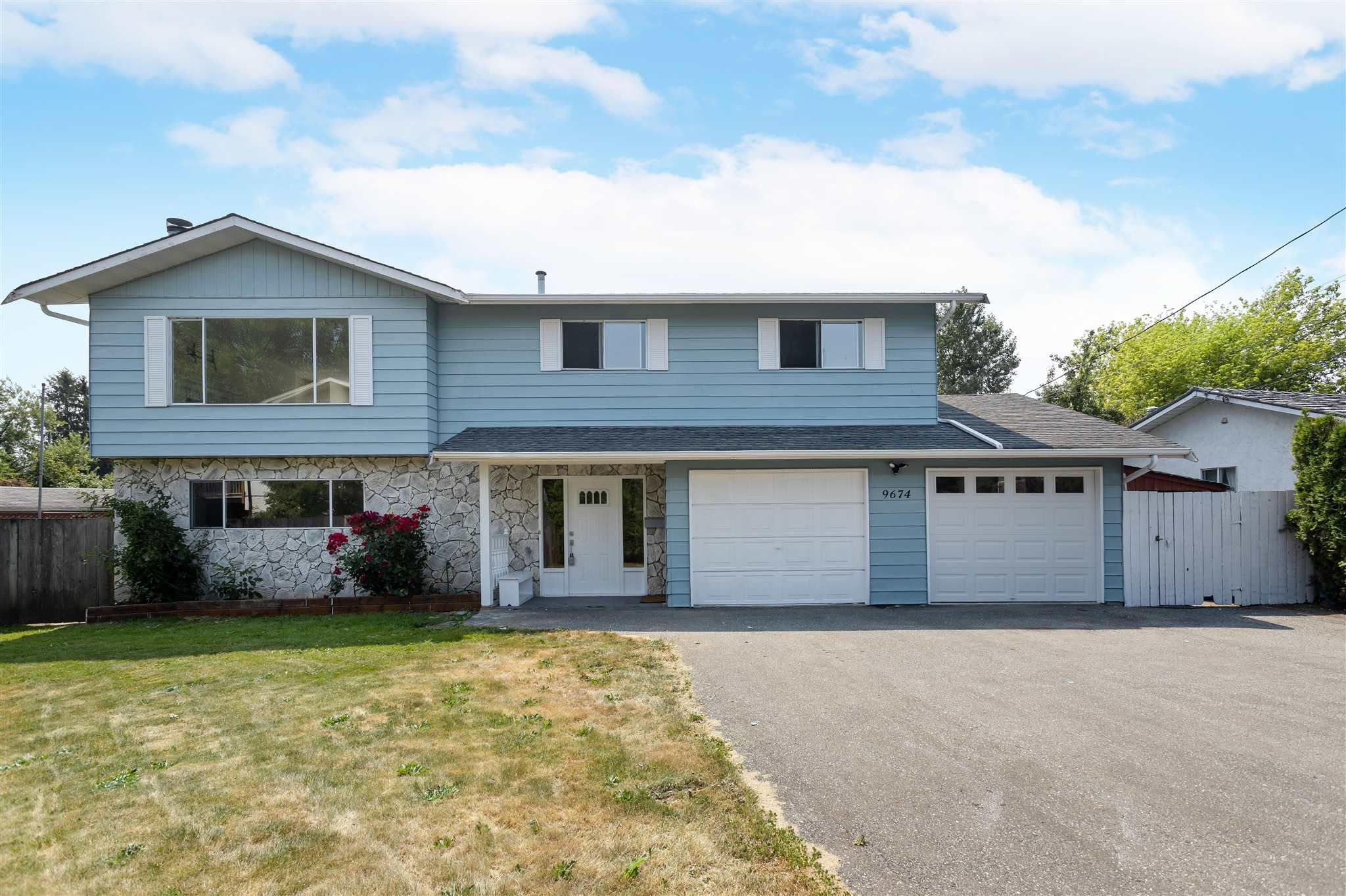 Main Photo: 9674 HILLIER Street in Chilliwack: Chilliwack N Yale-Well House for sale : MLS®# R2597853