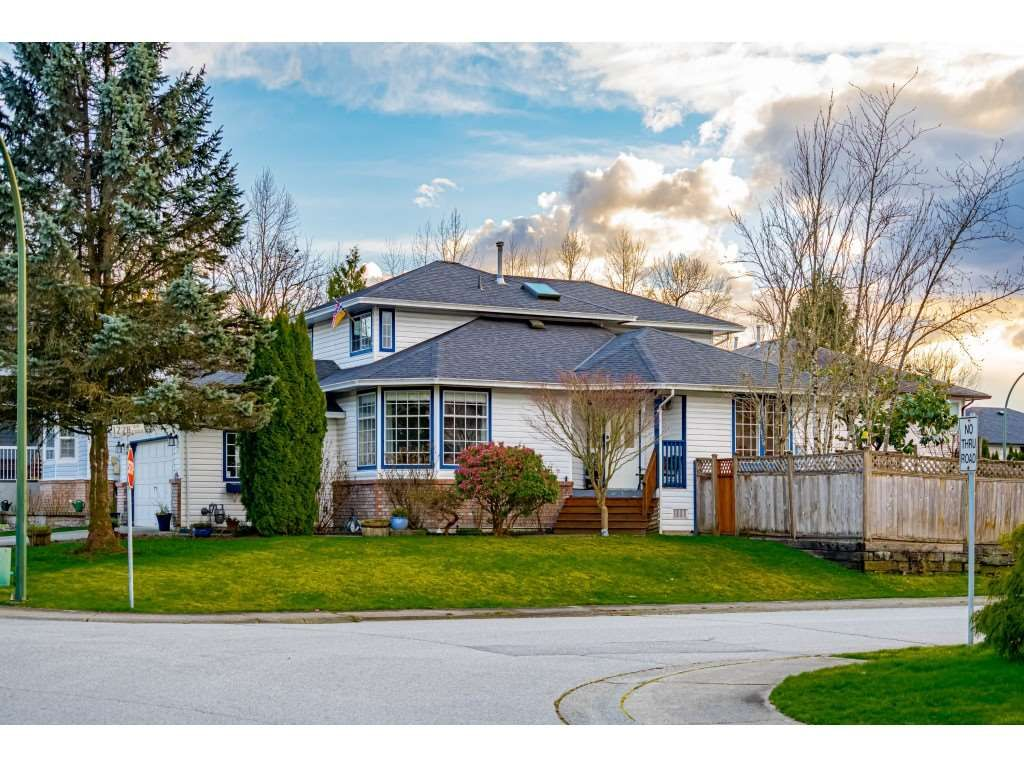 Main Photo: 12245 AURORA Street in Maple Ridge: East Central House for sale : MLS®# R2549377