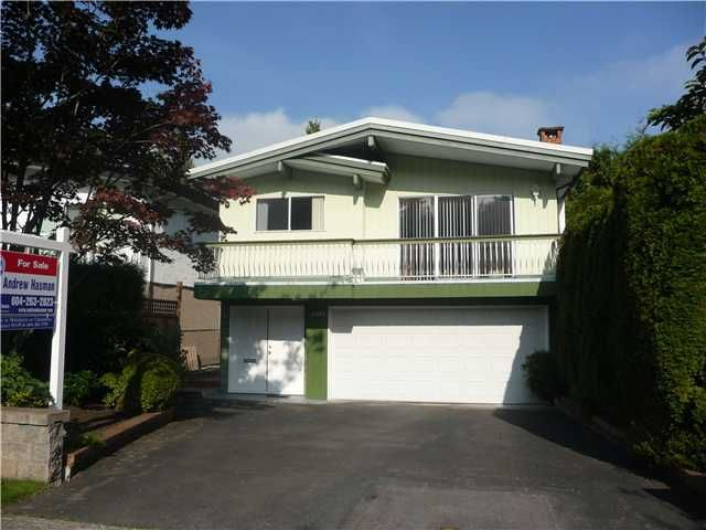 """Main Photo: 4693 W 15TH AV in Vancouver: Point Grey House for sale in """"Point Grey"""" (Vancouver West)  : MLS®# V1031871"""