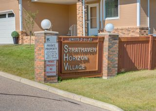 Photo 33: 42 140 Strathaven Circle SW in Calgary: Strathcona Park Semi Detached for sale : MLS®# A1146237
