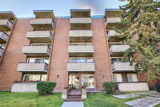 Main Photo: 404 903 19 Avenue SW in Calgary: Lower Mount Royal Apartment for sale : MLS®# A1143224