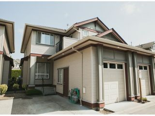 """Photo 2: 4 15168 66A Avenue in Surrey: East Newton Townhouse for sale in """"Porter's Cove"""" : MLS®# F1317928"""