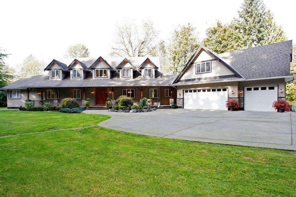 4847 SF 2 Storey Home incl. Nanny Suite above the triple garage peacefully located in beautiful S. Langley and easy access to the US. Perfect Stanley Park acreage property to raise a family! Entire property maintained to perfection.