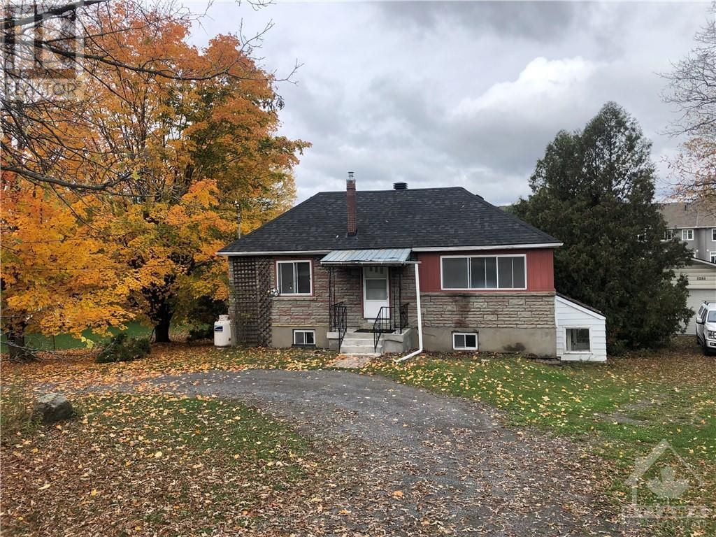Main Photo: 1241 OLD MONTREAL ROAD in Ottawa: House for rent : MLS®# 1265845