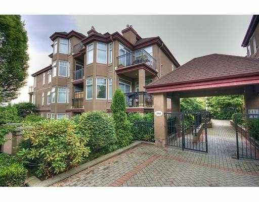 """Main Photo: 201 580 12TH Street in New Westminster: Uptown NW Condo for sale in """"THE REGENCY"""" : MLS®# V774298"""
