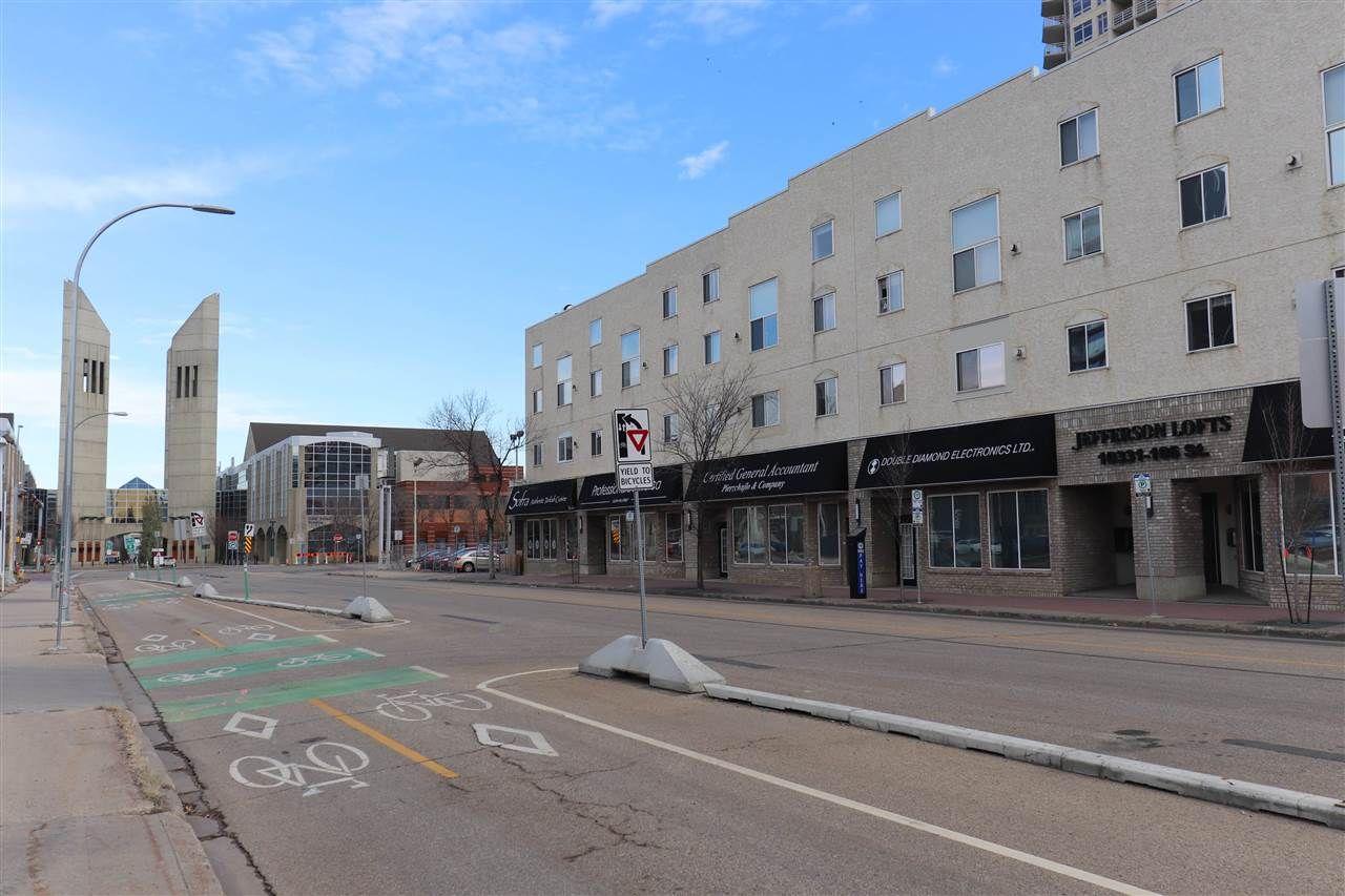 Main Photo: 6 10331 106 Street in Edmonton: Zone 12 Condo for sale : MLS®# E4220680