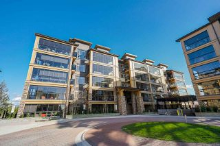 """Photo 1: A106 8218 207A Street in Langley: Willoughby Heights Condo for sale in """"YORKSON CREEK - WALNUT RIDGE 4"""" : MLS®# R2568624"""