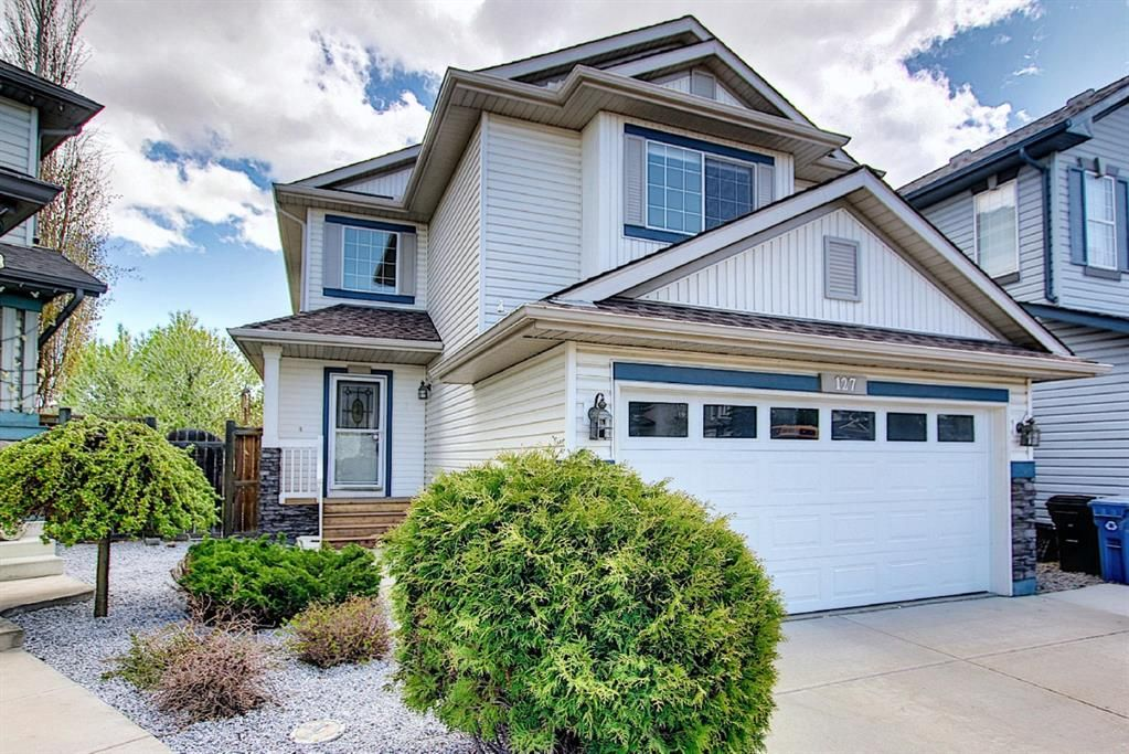 Main Photo: 127 Chapman Circle SE in Calgary: Chaparral Detached for sale : MLS®# A1110605