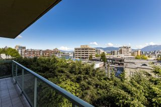 """Photo 10: 602 1633 W 10TH Avenue in Vancouver: Fairview VW Condo for sale in """"Hennessy House"""" (Vancouver West)  : MLS®# R2598122"""