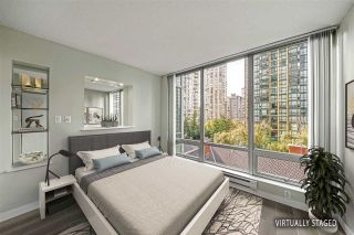 """Photo 8: 601 1288 W GEORGIA Street in Vancouver: West End VW Condo for sale in """"The Residences on Georgia"""" (Vancouver West)  : MLS®# R2495717"""