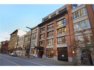 Photo 1: PH504 1238 HOMER Street in Vancouver: Yaletown Condo for sale (Vancouver West)  : MLS®# V924660