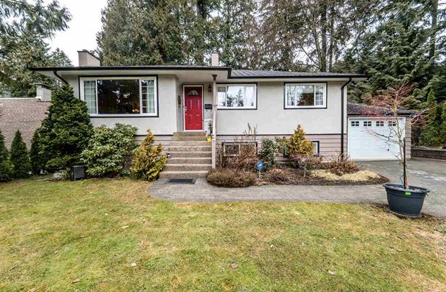 Main Photo: 742 Wellington Drive in North Vancouver: Lynn Valley House for sale : MLS®# R2143780