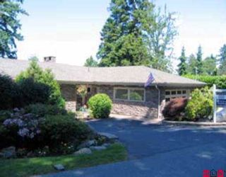 """Photo 2: 2579 CRESCENT DR in White Rock: Crescent Bch Ocean Pk. House for sale in """"CRESCENT HEIGHTS"""" (South Surrey White Rock)  : MLS®# F2612282"""