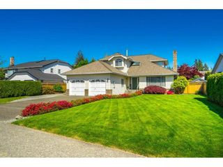 """Photo 1: 3358 198 Street in Langley: Brookswood Langley House for sale in """"Meadowbrook"""" : MLS®# R2583221"""
