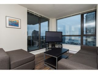 """Photo 3: 1206 813 AGNES Street in New Westminster: Downtown NW Condo for sale in """"NEWS"""" : MLS®# R2022858"""