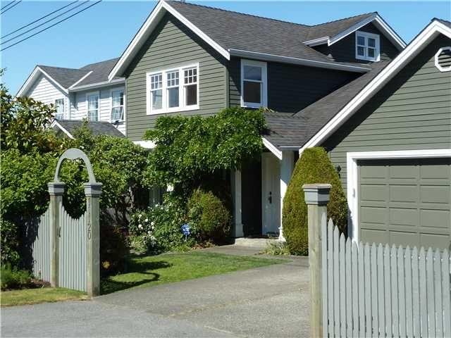 Main Photo: 11120 6TH AV in Richmond: Steveston Villlage House for sale : MLS®# V1069835