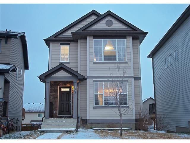 Main Photo: 208 CIMARRON VISTA Way: Okotoks House for sale : MLS®# C4091075
