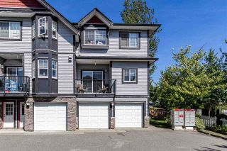 Photo 1: 12 31235 UPPER MACLURE Road in Abbotsford: Abbotsford West Townhouse for sale : MLS®# R2495155