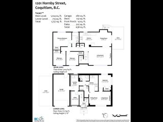 Photo 36: 1201 HORNBY Street in Coquitlam: New Horizons House for sale : MLS®# R2590649