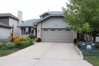 Photo 1: 23 Sloane Crescent in Winnipeg: River Park South Residential for sale (2F)  : MLS®# 202122714