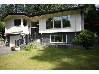 """Photo 1: 1490 EDGEWATER Lane in North Vancouver: Seymour House for sale in """"Seymour"""" : MLS®# V1118997"""