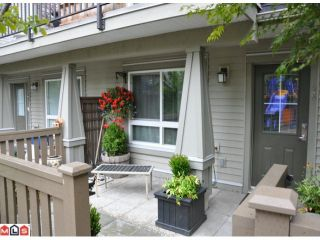 "Photo 9: 46 7155 189TH Street in Surrey: Clayton Townhouse for sale in ""Bacara"" (Cloverdale)  : MLS®# F1123537"
