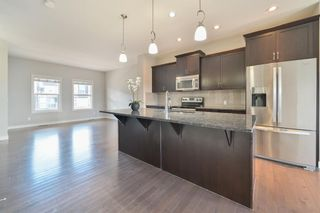 Photo 10: 162 REDSTONE Drive in Calgary: Redstone Semi Detached for sale : MLS®# A1102876