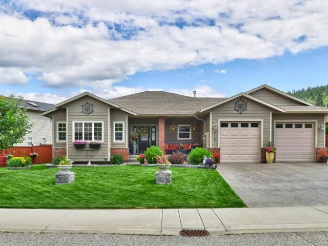Main Photo: 430 COUGAR ROAD in Kamloops: Campbell Creek/Deloro House for sale : MLS®# 157820