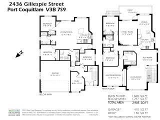 """Photo 18: 2436 GILLESPIE Street in Port Coquitlam: Riverwood House for sale in """"Riverwood"""" : MLS®# R2350506"""