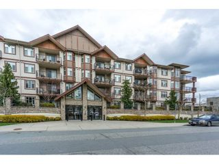 "Photo 1: 105 45615 BRETT Avenue in Chilliwack: Chilliwack W Young-Well Condo for sale in ""The Regent"" : MLS®# R2253500"